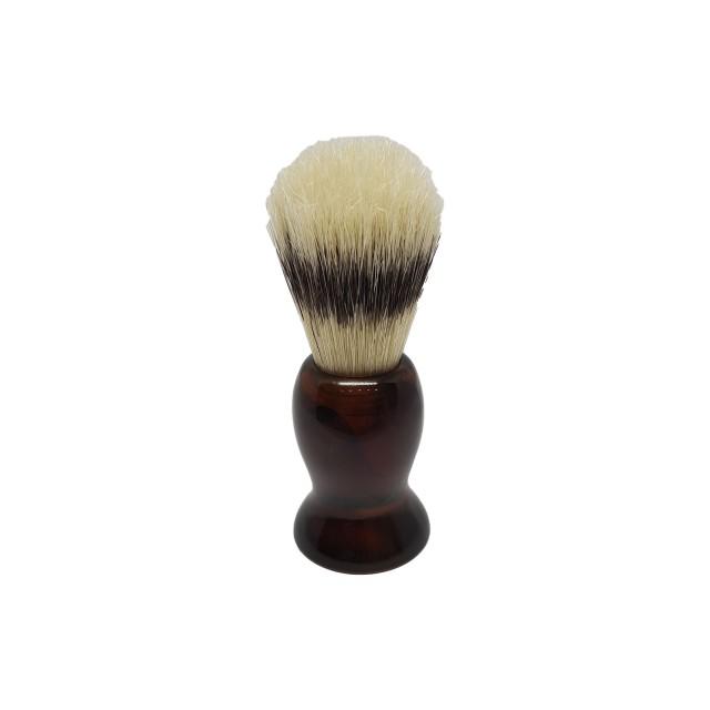 Pamatuf de barbierit din par de porc mistret - diam. 21 mm, Koh-i-noor