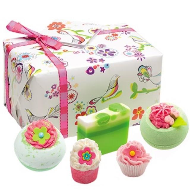Set cadou Three Little Birds Bomb Cosmetics