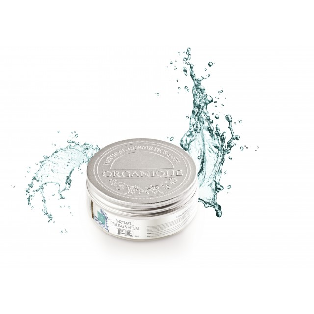 Exfoliant enzimatic pentru fata Basic Cleaner Organique 100 ml