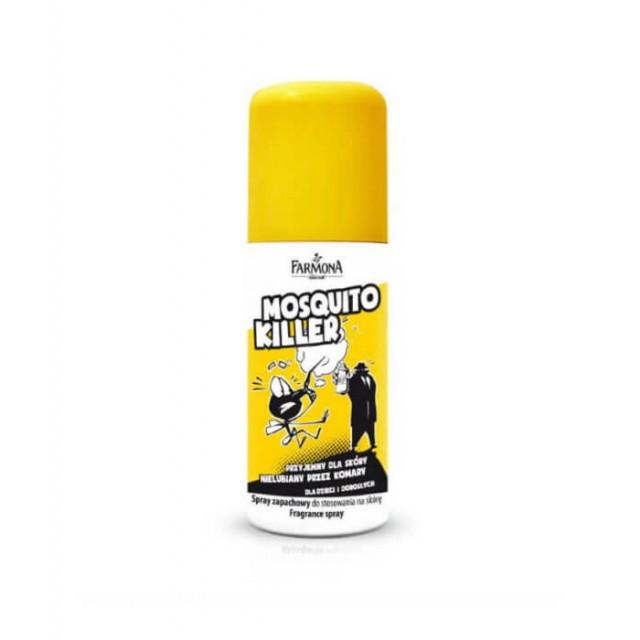Spray repelent anti-țânțari Mosquito Killer 125 ml