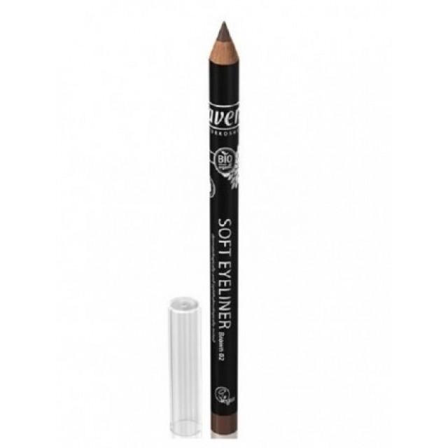 Creion bio pentru conturul ochilor nuanta Auriu 04 Lavera 5g
