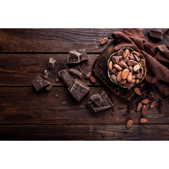Unt de corp bronzant si tonifiant cu ciocolata si shea Organique 200 ml