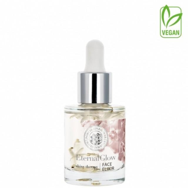 Elixir facial iluminator ten obosit si tern Eternal Glow Organique 30 ml