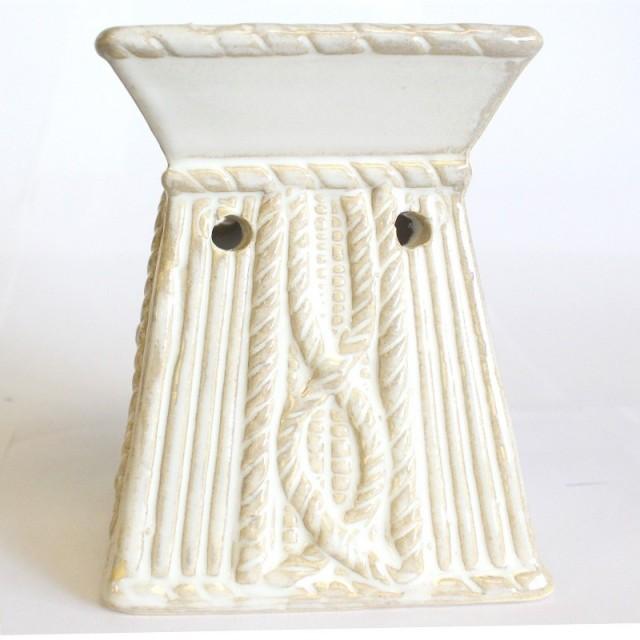 Lampa pentru uleiuri esentiale Venetian Square Rope - Ancient Wisdom