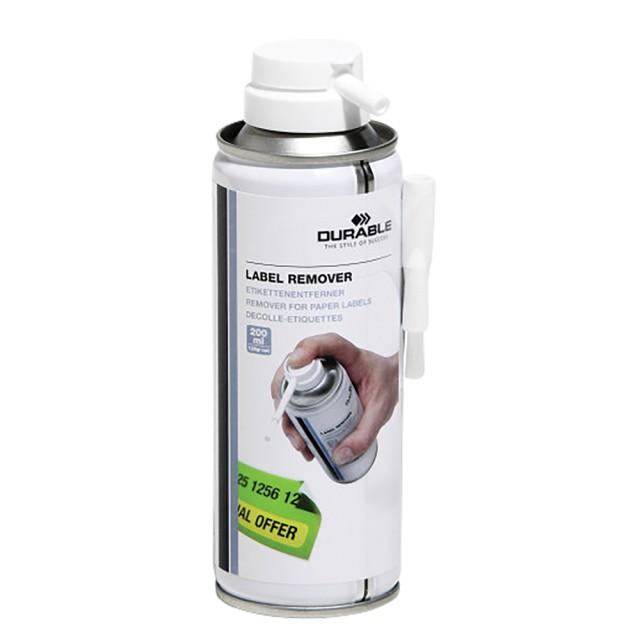 Spray Durable pentru indepartarea etichetelor 200ml, contine alcool, usor de utilizat
