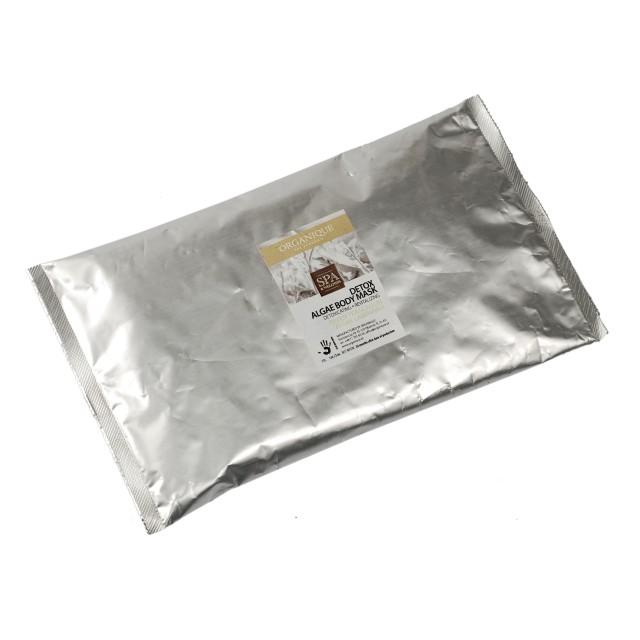 Masca peel-off corporala cu ceai verde si caolin Dermo Expert Organique 150 g