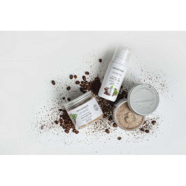 Ser anticelulitic cu cafea pentru slabire Organique 100 ml